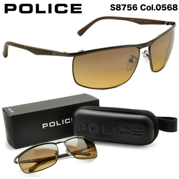 到要点最大26倍3月27日星期一9:59警察太阳眼镜S8756 0568 64尺寸CHARGER1警察POLICE人分歧D