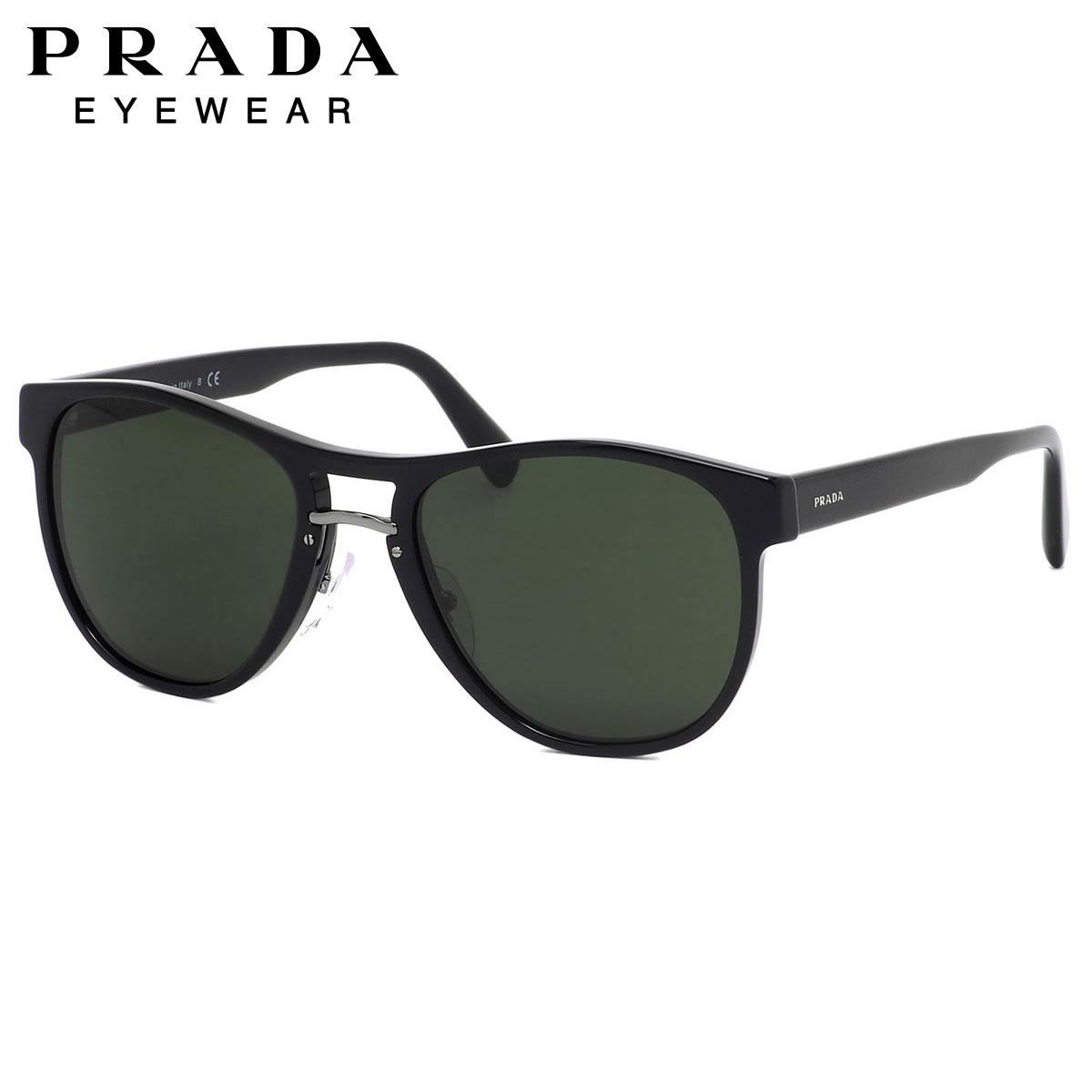 【10月30日からエントリーで全品ポイント20倍】プラダ PRADA サングラスPR09US 1AB1I0 55サイズウエリントン ダブルブリッジ ツーブリッジ モード ノーブルプラダ PRADA メンズ レディース