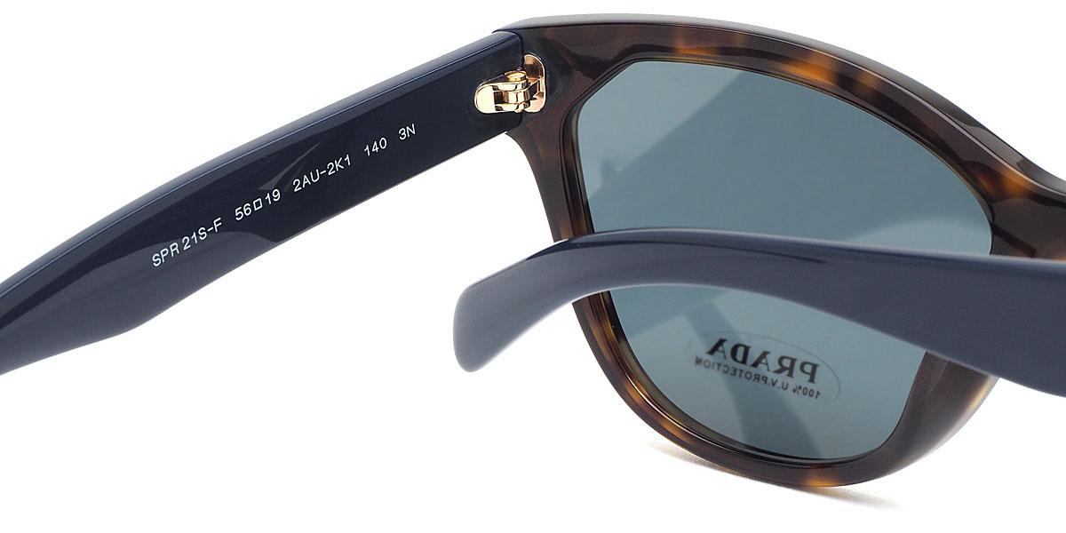 d3f498fcf99b1 (PRADA) Sunglasses PR21SSF 2AU2K1 56 size full fitting Fox PRADA men gap Dis