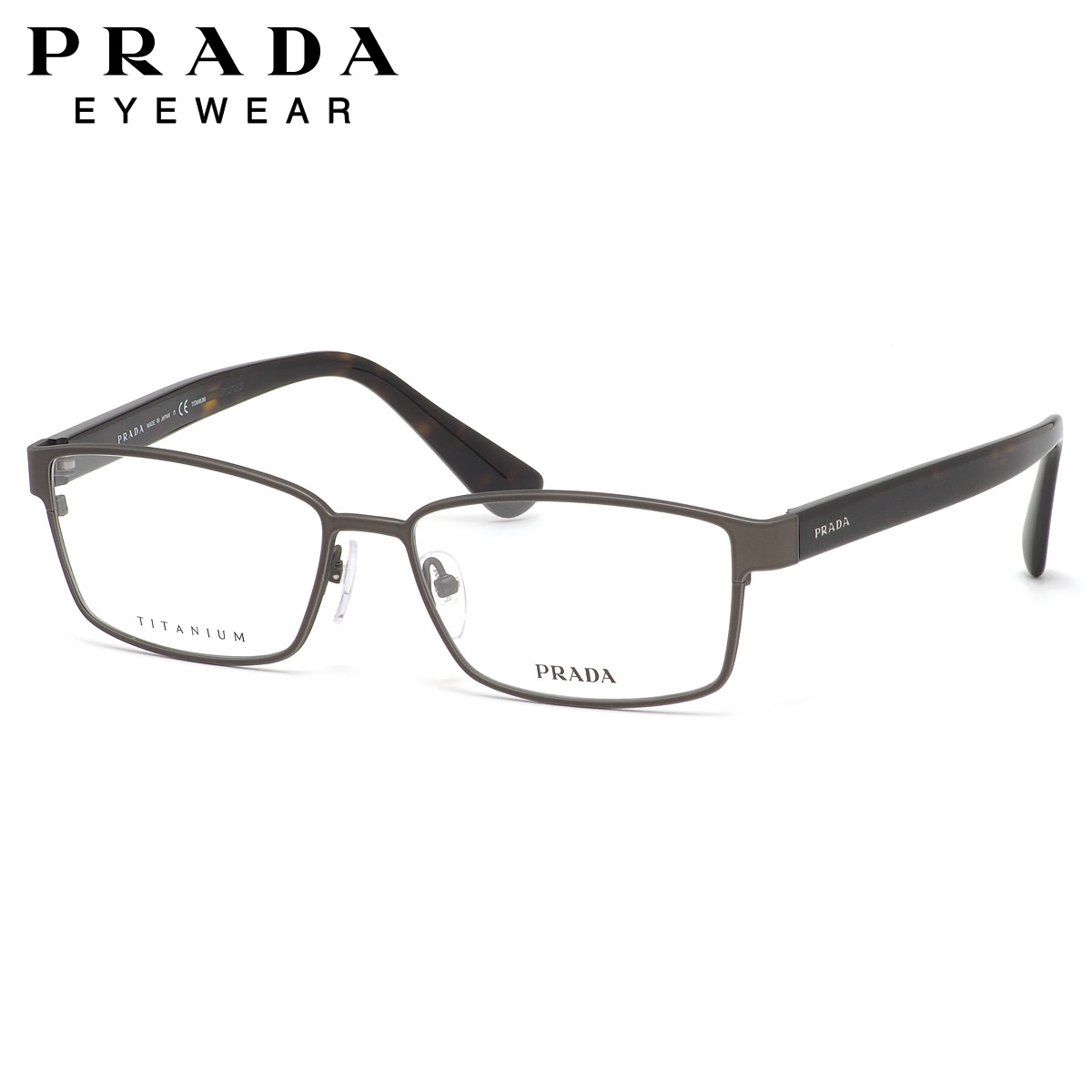 4d3ea3a6f08d It is approximately all articles point 15 times - up to 34 times +3 time! ( PRADA) glasses PR50SV IAK1O1 56 size square PRADA men gap Dis