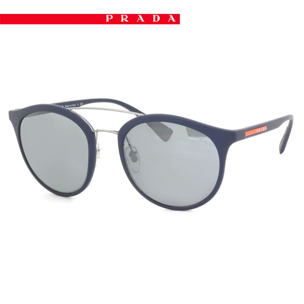 0356a56e245e (PRADA SPORT) sunglasses PS04RS TFY7W1 54 size PRADA SPORTS two bridge  rubber frame PRADASPORT men gap Dis