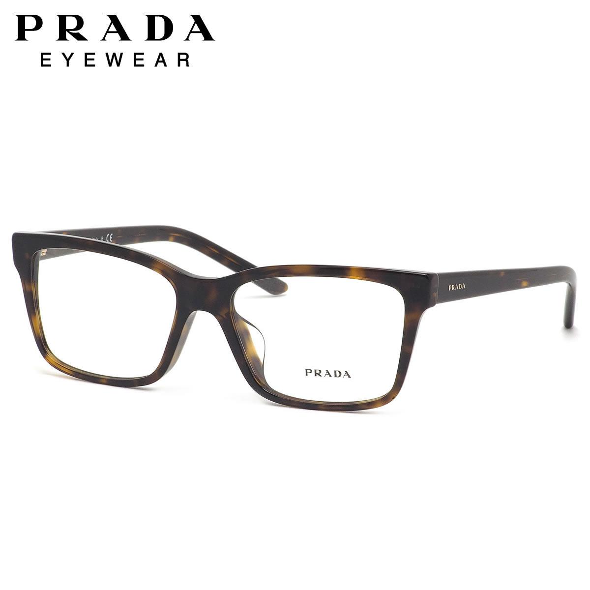 プラダ PRADA メガネ PR17VVF 2AU1O1 54サイズ メンズ レディース