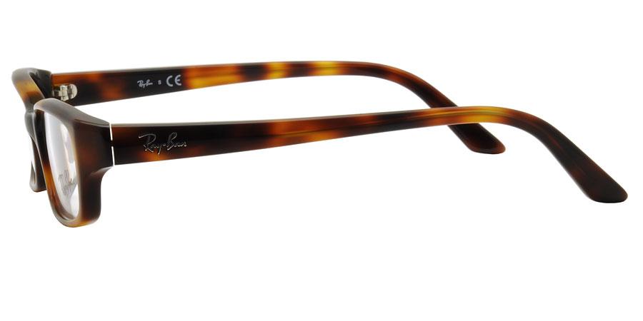102 时间有限 ! 点达 35 倍 ! 达 10/6 (星期四) 1:59 (雷朋) 眼镜框架 RX5272 2372 54 大小射线禁令雷男人女人