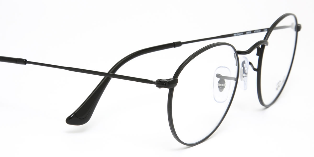 453780c20 ... Ray-Ban round metal glasses frame Ray-Ban RX3447V 2503 47 size round-  ...
