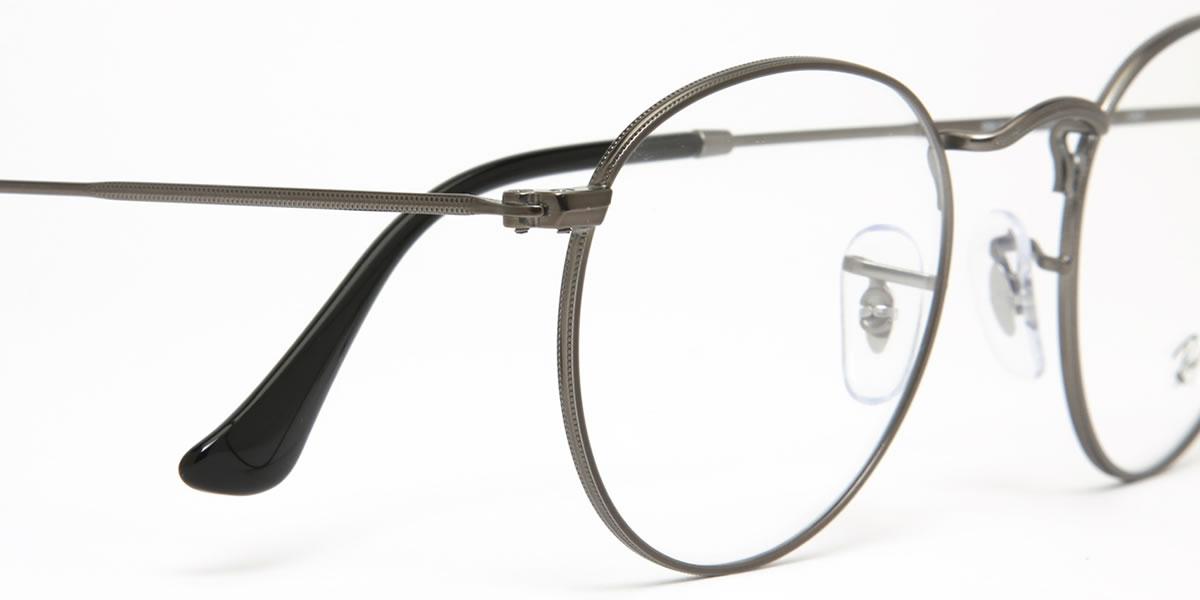 33c577beab (Ray-Ban) round metal eyeglasses frame RX3447V2620 47 size round round  glasses ROUND Ray-Ban RAYBAN ROUND METAL men women
