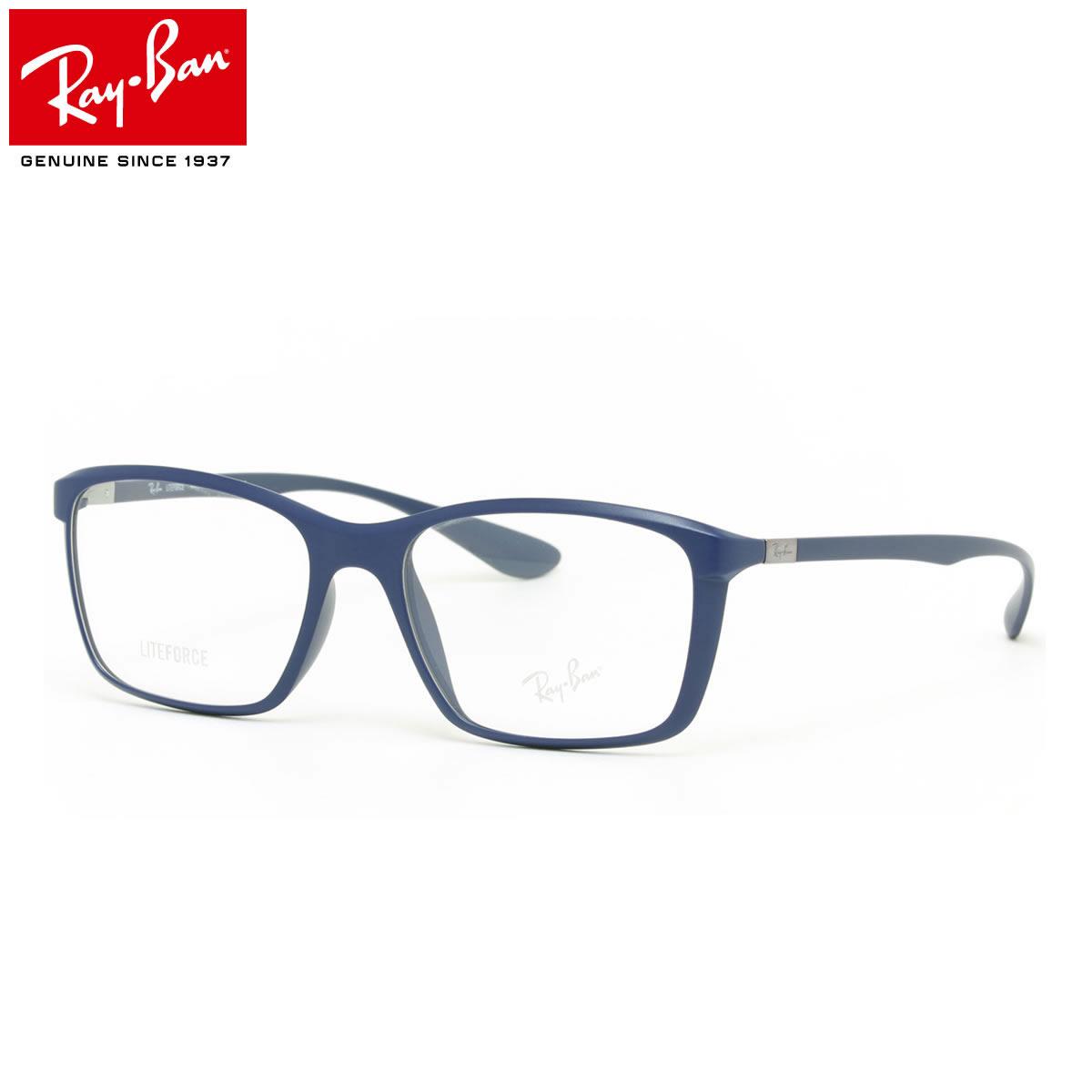ポイント最大42倍!!お得なクーポンも !! レイバン メガネ フレーム Ray-Ban RX7036 5439 55サイズ レイバン RAYBAN メンズ レディース