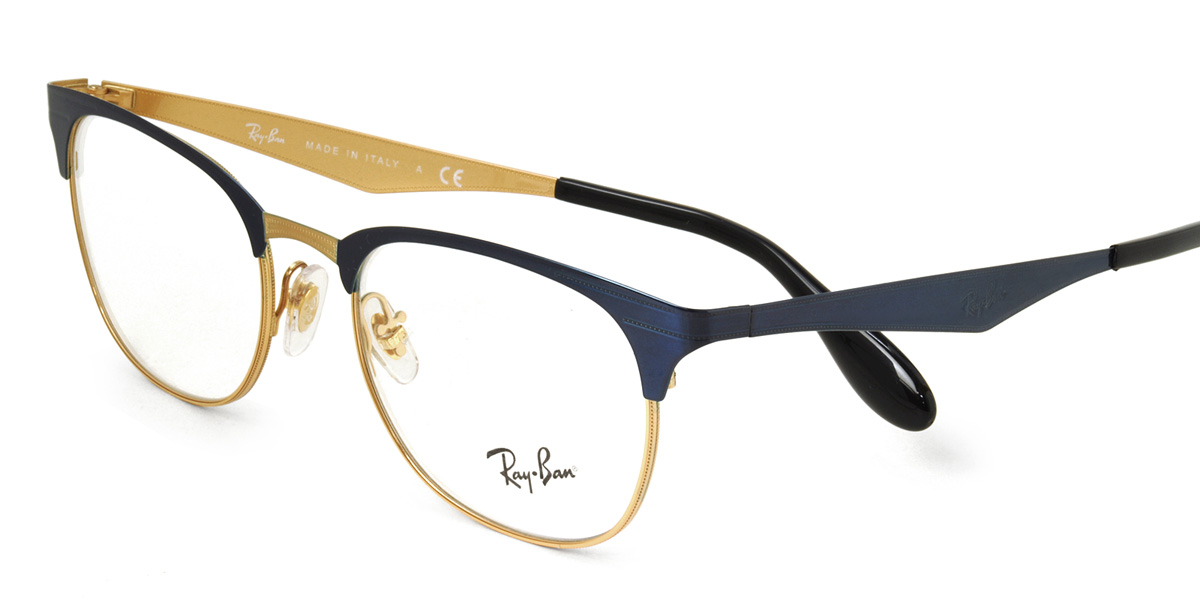 (雷朋) 眼镜框架 RX6346 2872 50 大小钣金射线禁令雷朋男人女人