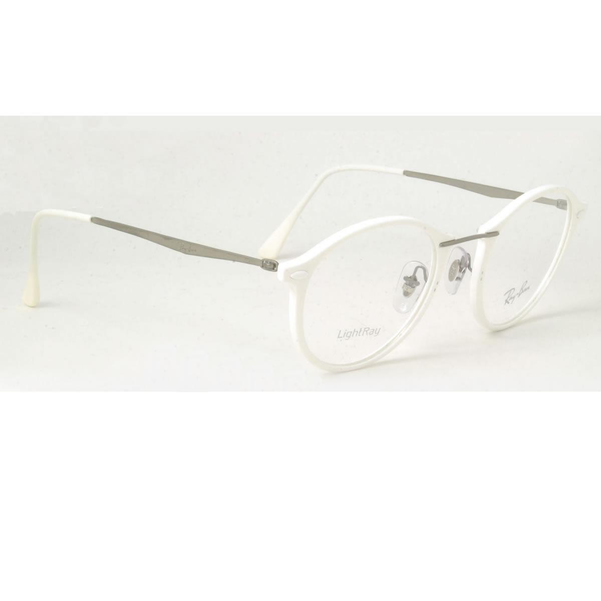 7a416a740e (Ray-Ban) tech light Ray glasses frames RX7073 5618 49 size round round  glasses ROUND Ray-Ban RAYBAN TECH ROUND LIGHT RAY men s women s