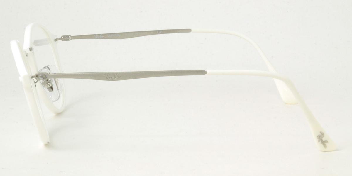 bc004d05c43de6 (Ray-Ban) tech light Ray glasses frames RX7073 5618 49 size round round  glasses ROUND Ray-Ban RAYBAN TECH ROUND LIGHT RAY men s women s