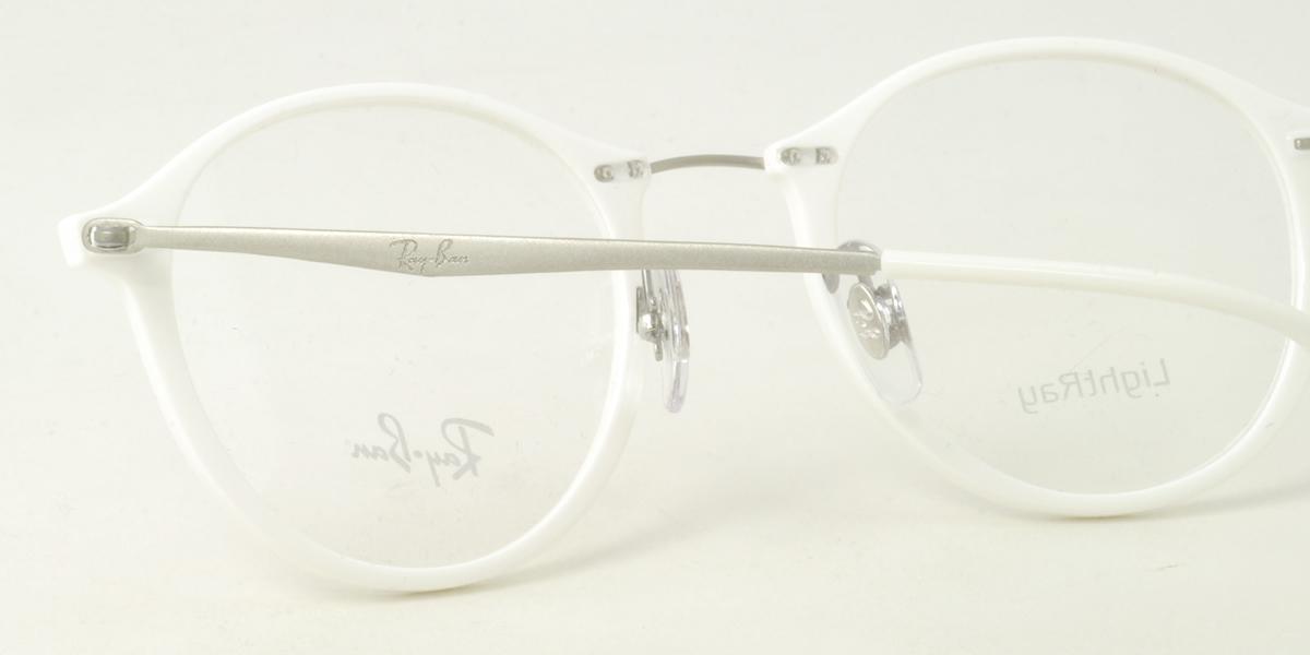 4c0d3778822 (Ray-Ban) tech light Ray glasses frames RX7073 5618 49 size round round  glasses ROUND Ray-Ban RAYBAN TECH ROUND LIGHT RAY men s women s