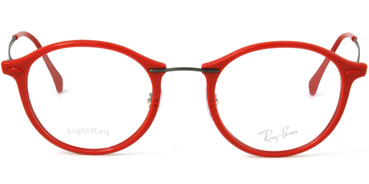 3efae1c48d (Ray-Ban) tech light Ray glasses frames RX7073 5619 47 size round round  glasses ROUND Ray-Ban RAYBAN TECH ROUND LIGHT RAY men s women s