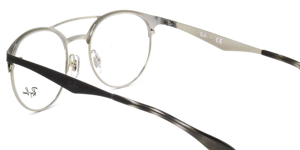 (雷朋) 眼镜 RX3545V2861 49 大小波士顿圆眼镜两桥雷男人女人