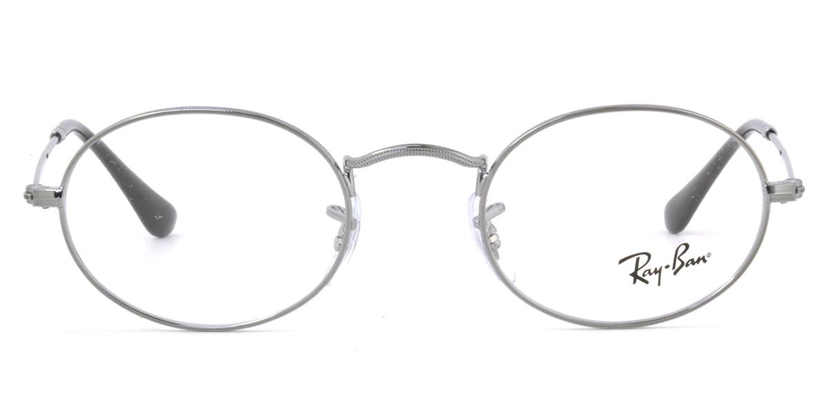 102 时间有限 ! 点达 35 倍 ! 达 10/6 (星期四) 1:59 (雷朋) 眼镜框架 RX3547V2502 48 大小圆形椭圆形光学眼镜圆雷朋雷男人的女人