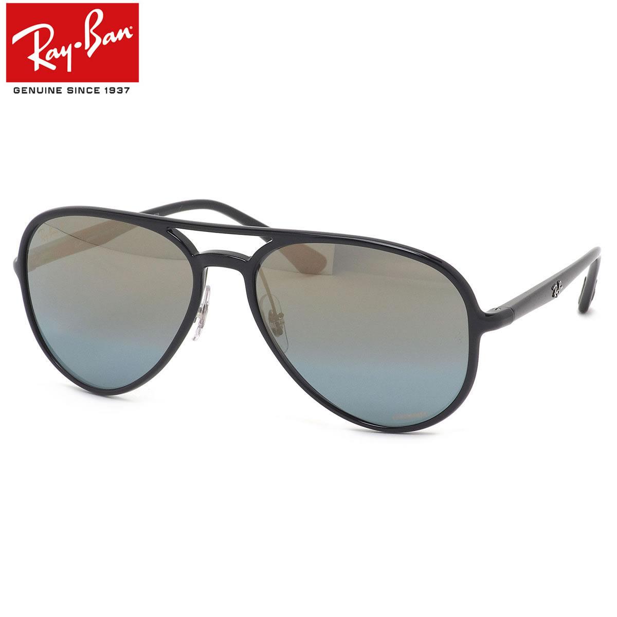 Ray-Ban レイバン サングラス RB4320CH 601/J0 58サイズ CHROMANCE クロマンス ティアドロップ 偏光レンズ 偏光サングラス メンズ レディース