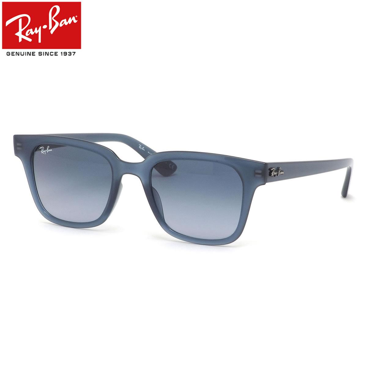 Ray-Ban レイバン サングラス RB4323F 6448Q8 51サイズ HIGHSTREET ハイストリート クリア メンズ レディース