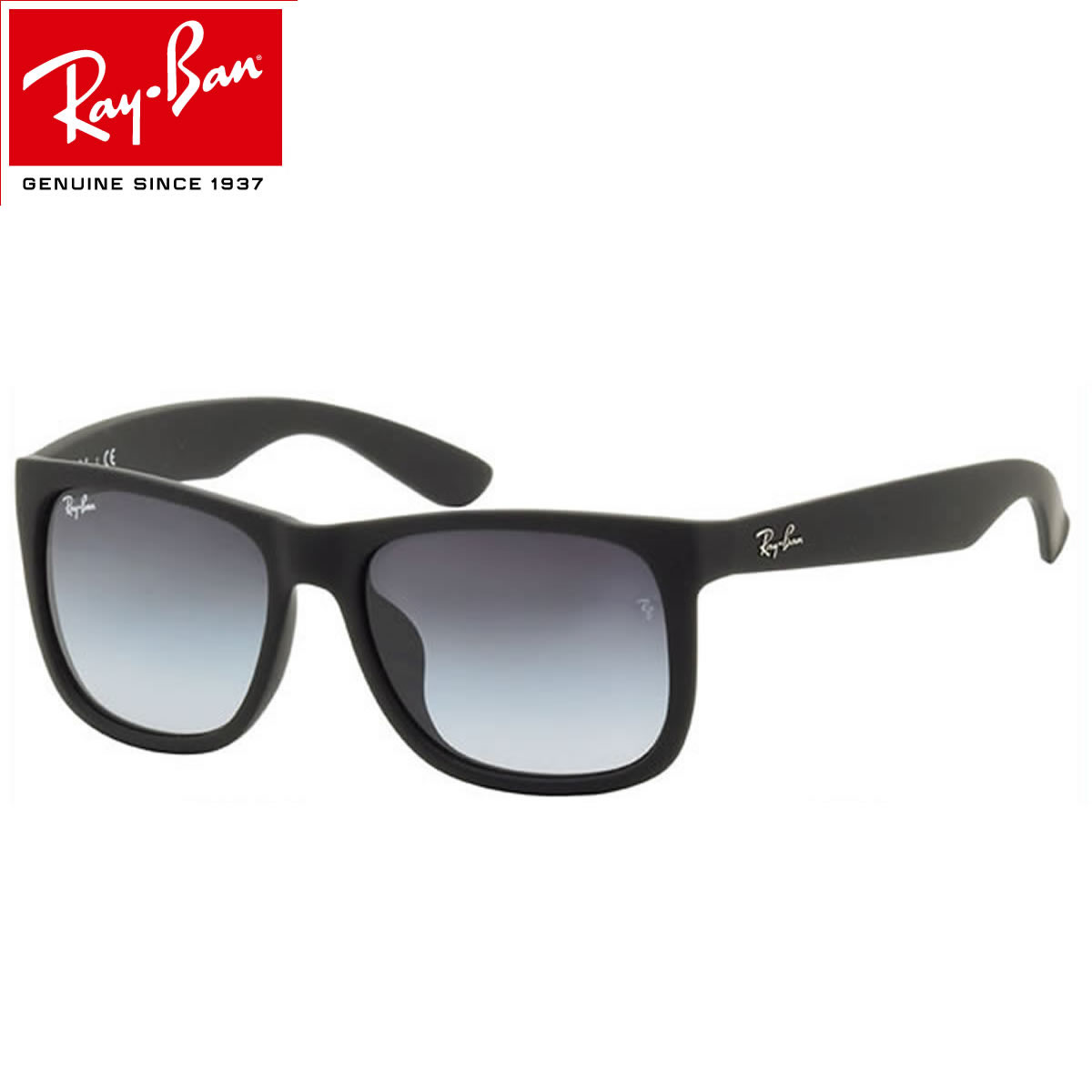 レイバン サングラス 安心の 正規商品販売店 保証書付属します 日本全国送料無料 14時までのご注文は即日発送可 ジャスティン Ray-Ban RB4165F 622 ウェイファーラー 8G 度数付き対応 フルフィット 高級品 WAYFARER メンズ 55サイズ レディース 販売実績No.1 6228G RAYBAN JUSTIN