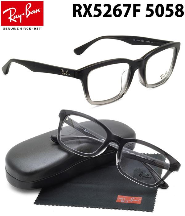 (雷斑)眼镜架子RX5267F 5058 53尺寸全部的合身雷斑RAYBAN人分歧D