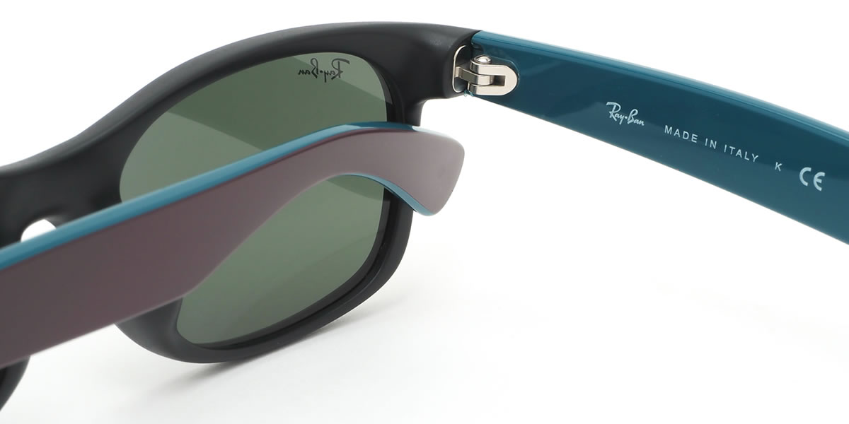 8b125339a ... Ray-Ban Sunglasses RB2132F 6182 55size NEW WAYFARER FULL FIT (for  Asian) GENUINE ...