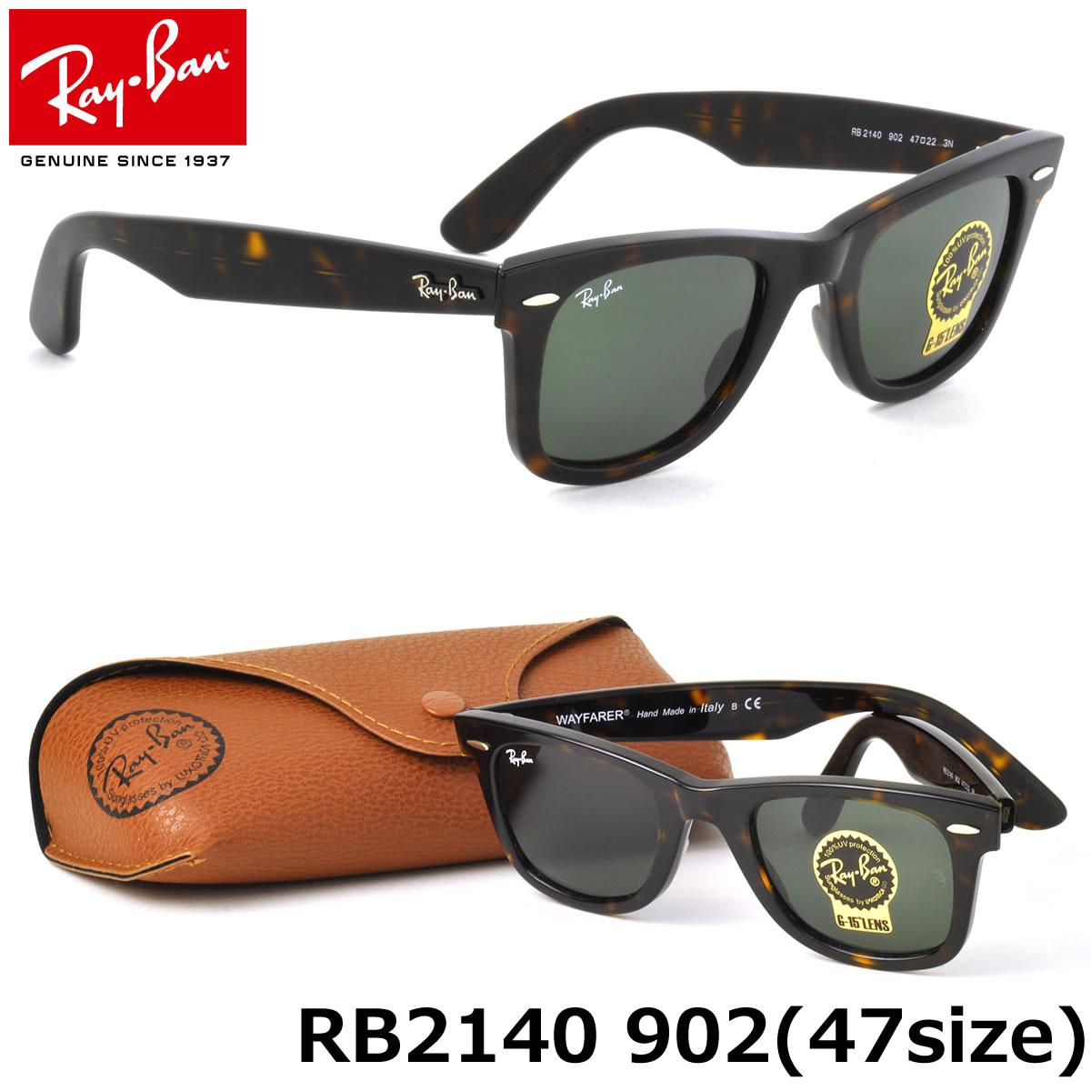 68428ff93d Ray-Ban Sunglasses RB2140 902 47size ORIGINAL WAYFARER GENUINE NEW rayban  ray ban