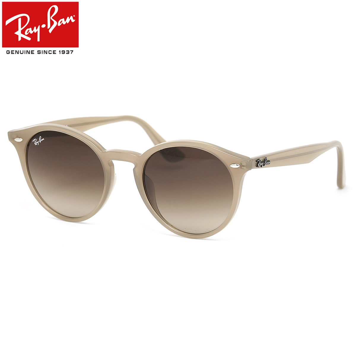 09f14a4b3e3b2 Ray-Ban sunglasses Ray-Ban RB2180F 616613 51 size RAYBAN 6166 13 ROUND  round-maru glasses full fitting men gap Dis