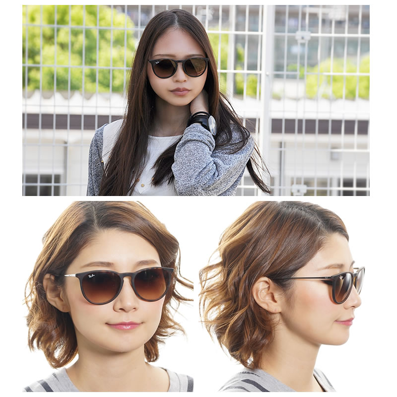 5964448ee69 Ray-Ban Sunglasses RB4171F 865 13 54size ERIKA FULL FIT (for Asian) GENUINE  NEW rayban ray ban