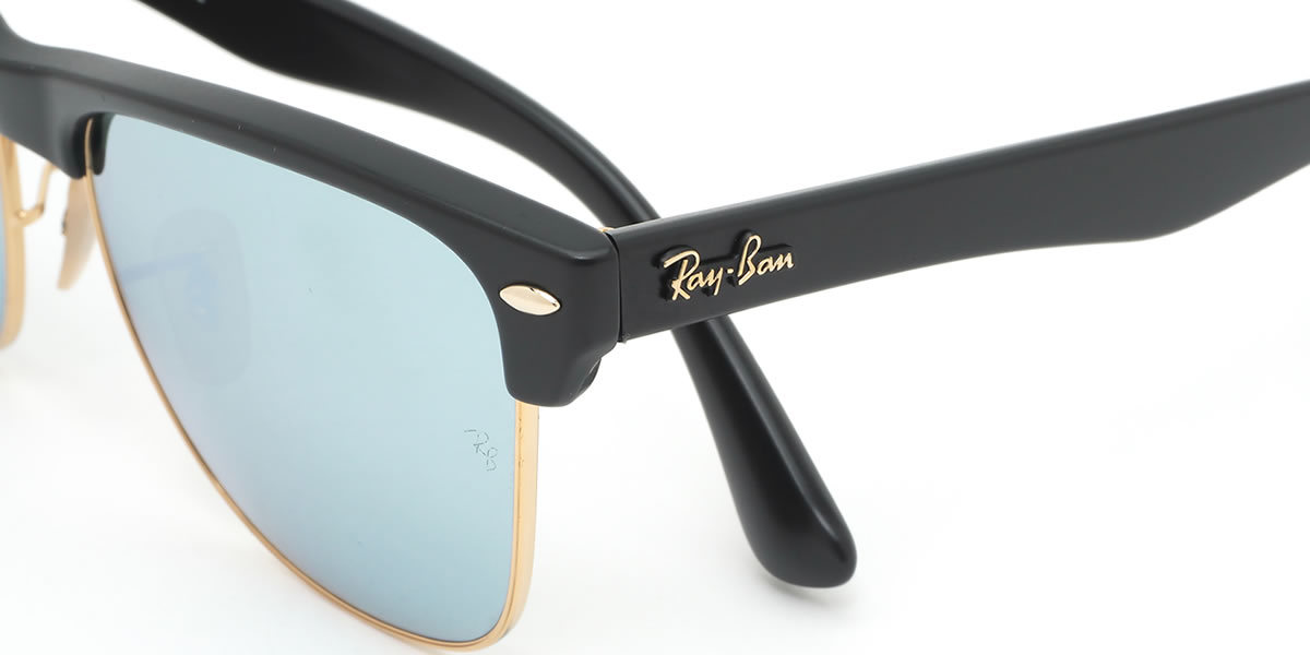 ff8e83a76b2 Ray-Ban Sunglasses RB4175 877 30 57size CLUBMASTER OVERSIZED GENUINE NEW rayban  ray ban
