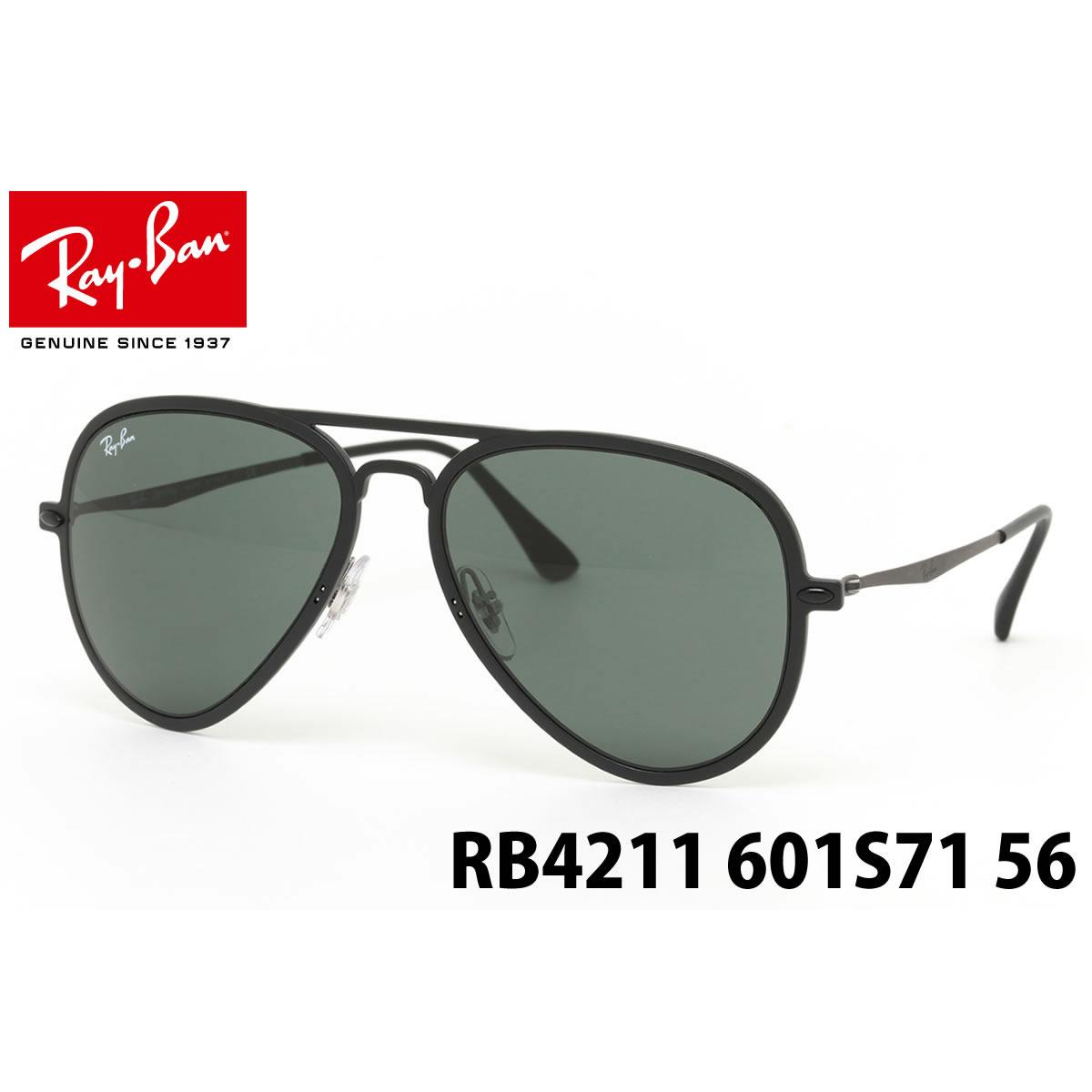 5f0eeff95c Ray-Ban Sunglasses RB4211 601S71 56size TECH AVIATOR LIGHT RAY GENUINE NEW rayban  ray ban ...