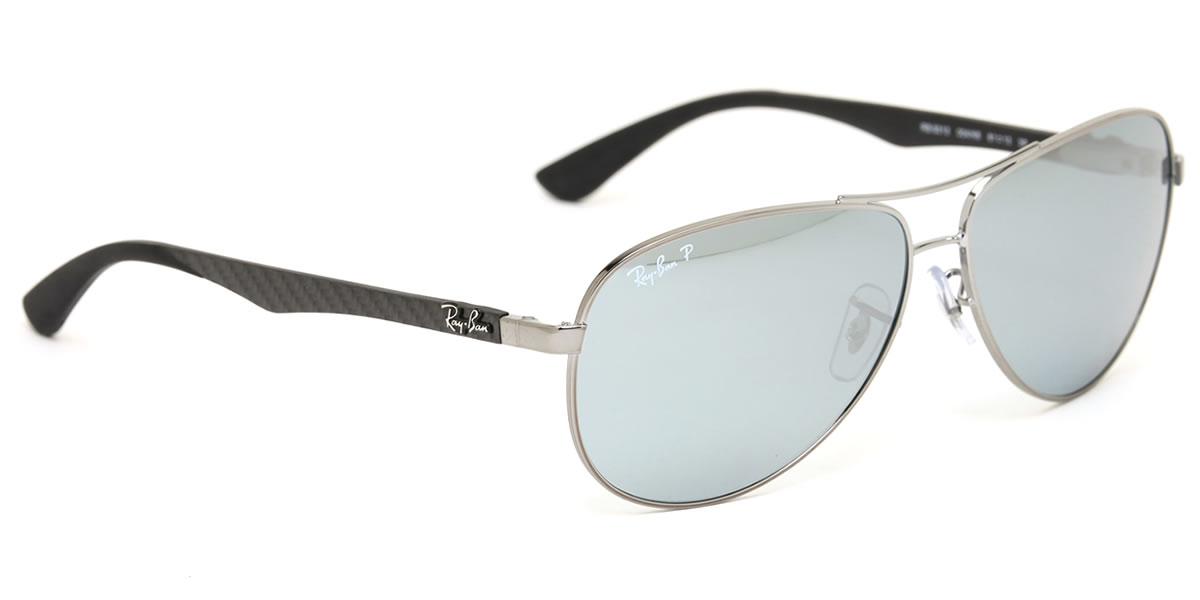 7d2e043bf2d Ray-Ban Sunglasses RB8313 004 K6 61size TECH CARBON FIBRE GENUINE NEW rayban  ray ban