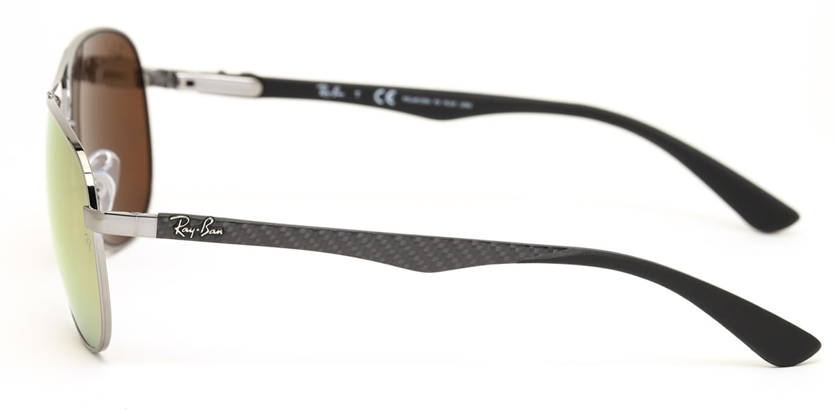 ec9213b0b06 Ray-Ban Sunglasses RB8313 004 N3 61size TECH CARBON FIBRE GENUINE NEW rayban  ray ban