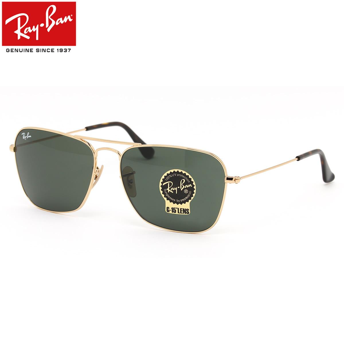 9ff9fd63099 Optical Shop Thats  Ray-Ban Sunglasses RB3136 181 58size CARAVAN ...