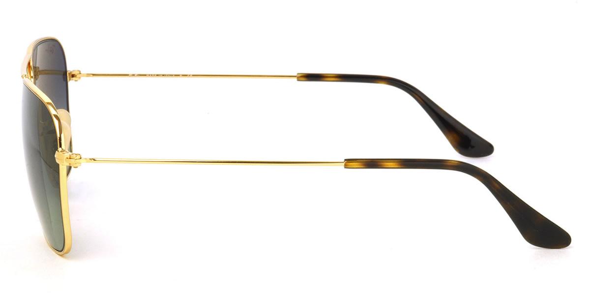 (雷朋) 太阳镜 RB3136 181 / 71 58 大小马帮商队矩形雷朋雷男人的女人
