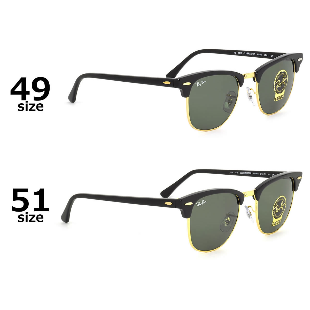 b1835e54cb5 Optical Shop Thats  Ray-Ban Sunglasses RB3016 W0365 multiple sizes  available CLUBMASTER GENUINE NEW rayban ray ban