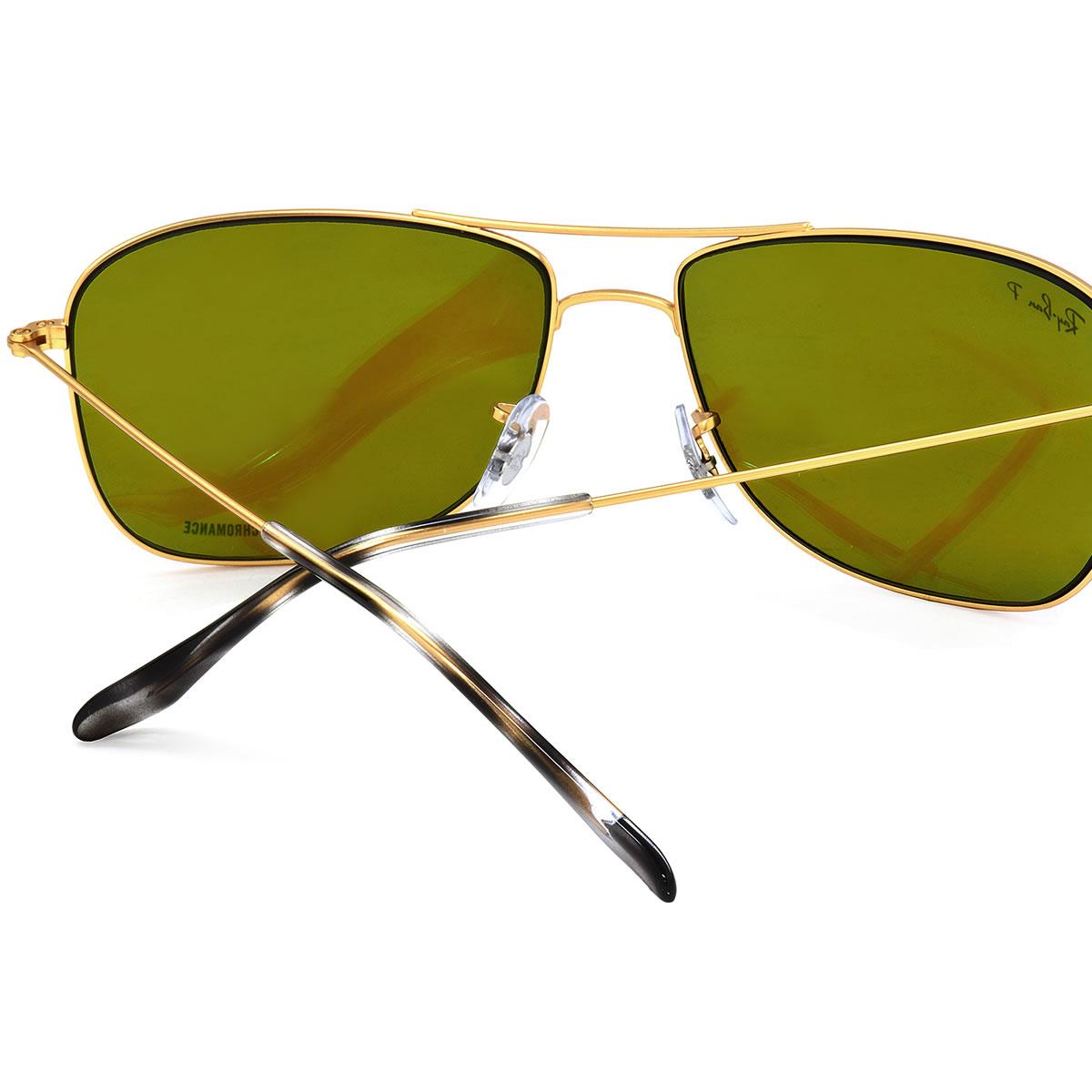 (雷朋) 太阳镜 RB3543 112 / A1 59 大小 CHRYOMANCE 吡喃是矩形偏光的镜片偏光太阳镜桥镜像雷男人女人