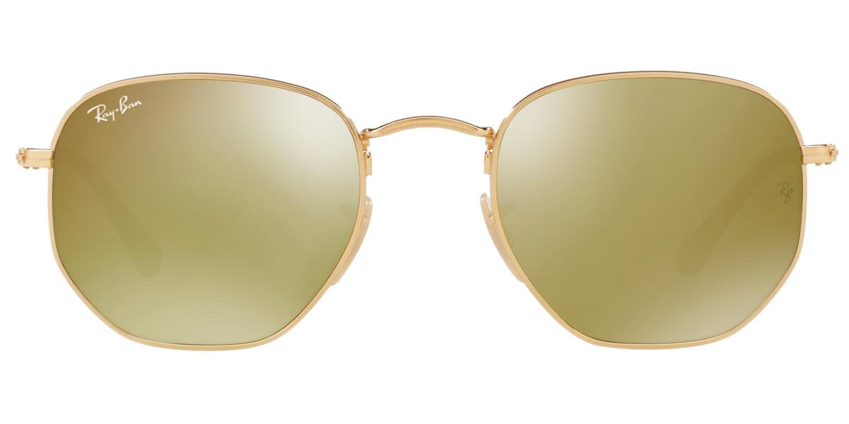 4aaec21cc9 Ray-Ban Sunglasses RB3548N 001 93 48size HEXAGONAL FLAT LENS GENUINE NEW rayban  ray ban. Contact Shop