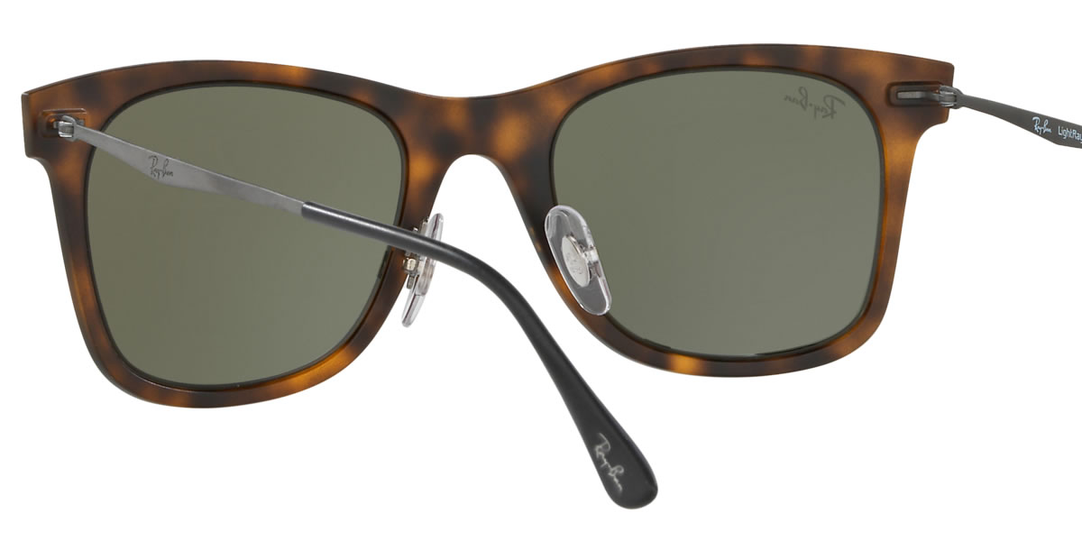 Ray-Ban Sunglasses RB4210 624430 50size TECH WAYFARER LIGHT RAY GENUINE NEW rayban  ray ban 01e315c9b043