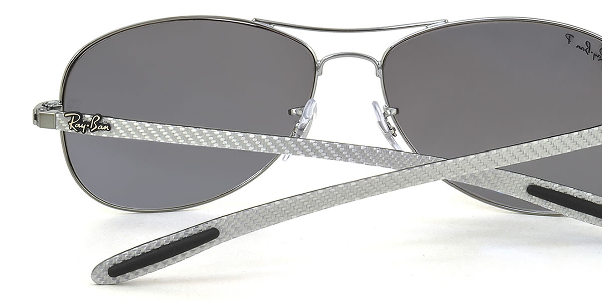 249178ff9a Ray-Ban Sunglasses RB8301 004 N8 59size TECH CARBON FIBRE GENUINE NEW rayban  ray ban