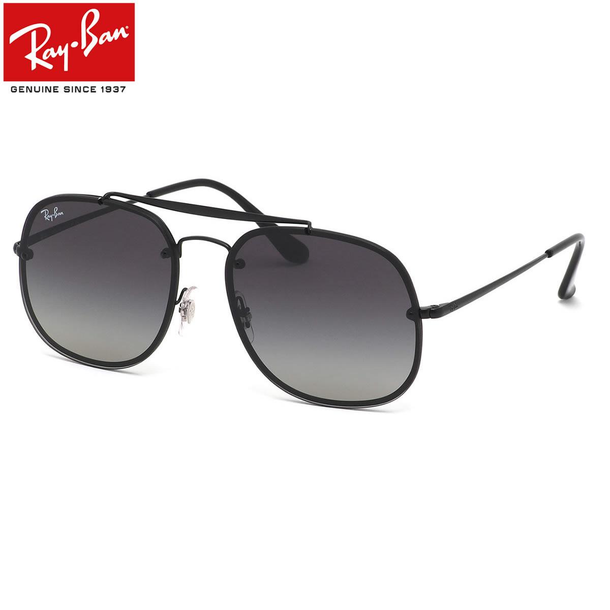 Ray-Ban レイバン サングラス RB3583N 153/11 58サイズ HIGHSTREET BLAZE THE GENERAL ハイストリート ブレイズ ザ ジェネラル ダブルブリッジ トレンド フラットレンズ レイバン RayBan メンズ レディース