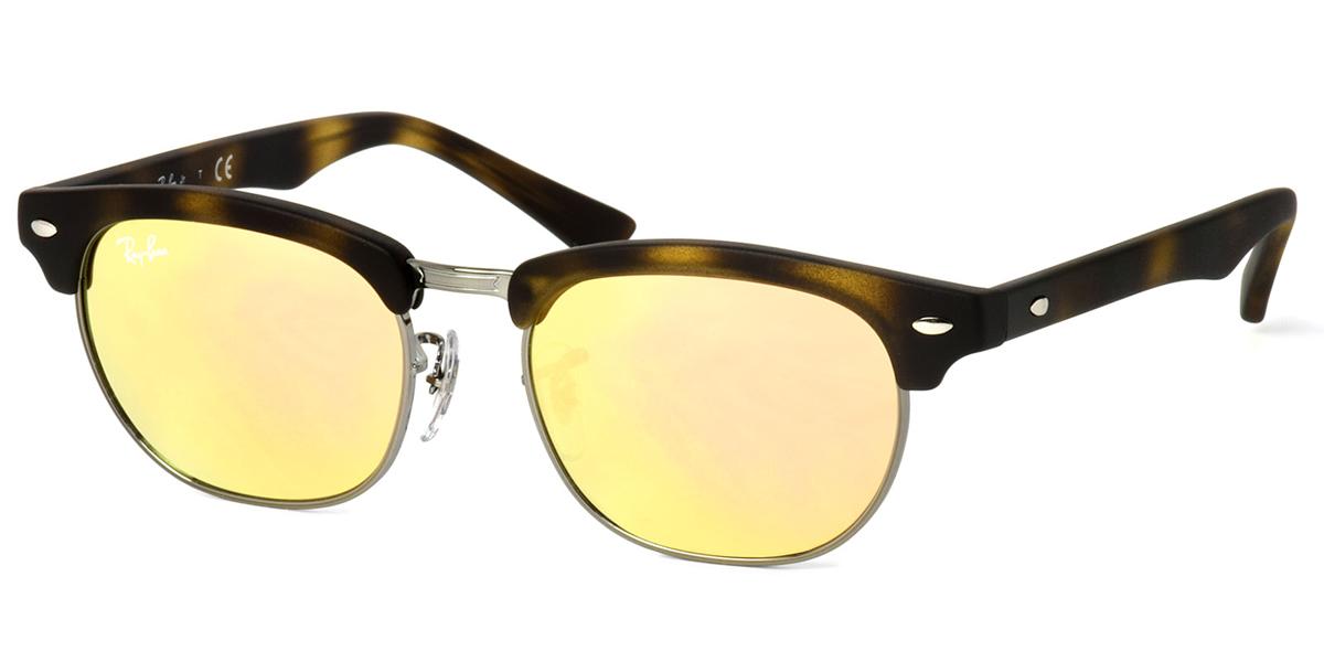 df0efbd082 (Ray-Ban) sunglasses rj9050s70682y 45 size Club master junior CLUBMASTER  JUNIOR square blow RayBan Kids Playground