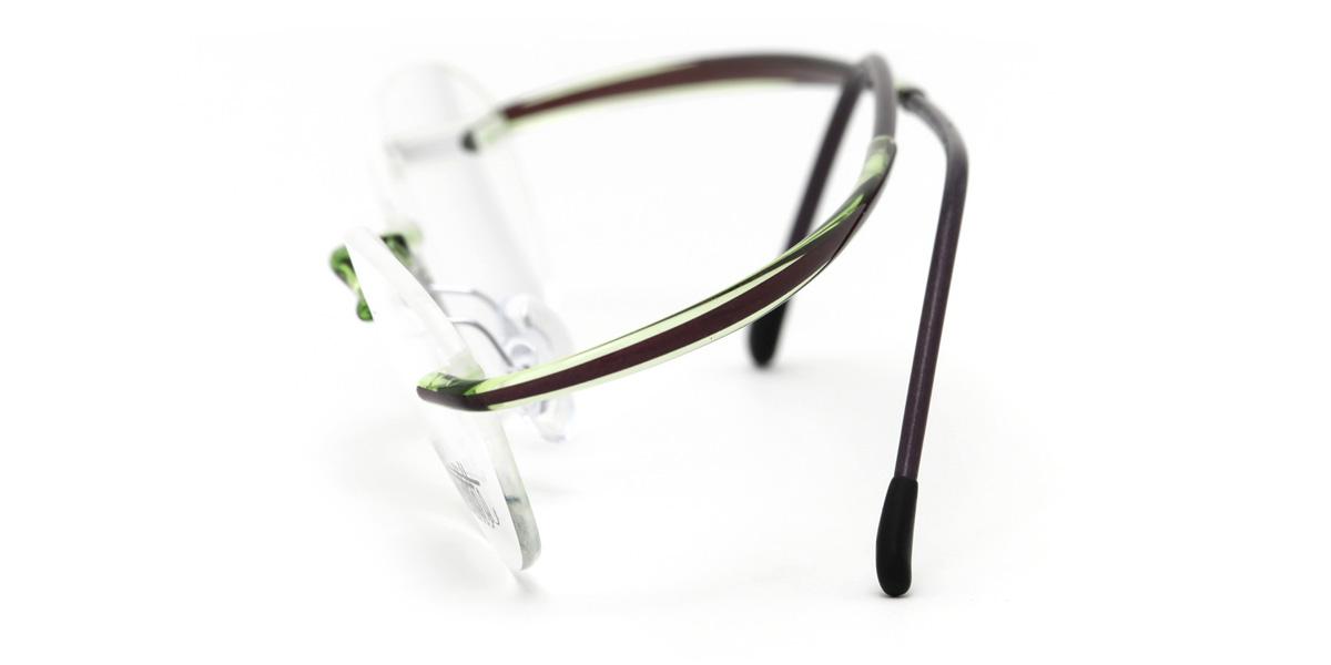 fb4d1a620e (Silhouette) minimal X glasses frames 1960   01 6055 50 size titanium ultra  lightweight UV cut specification date glasses free Silhouette Silhouette  minimal ...