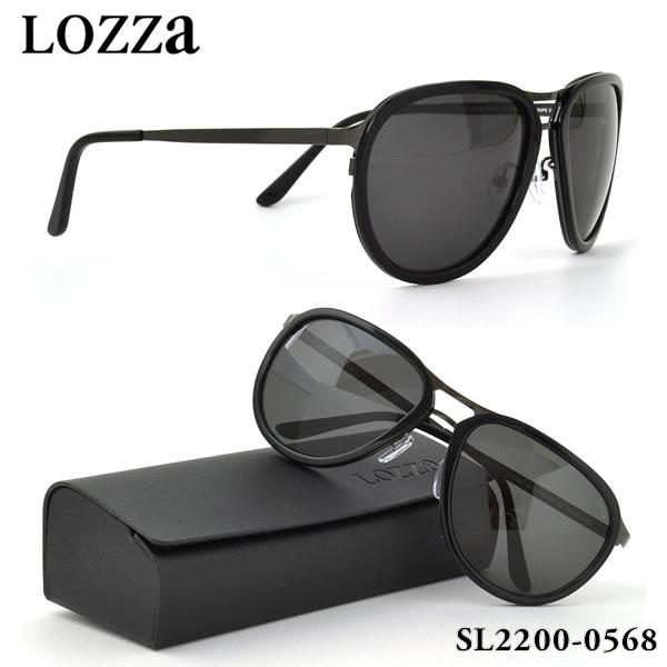 LOZZA サングラス ロッツァ「COUPE COMBY」SL2200 0568 あす楽対応