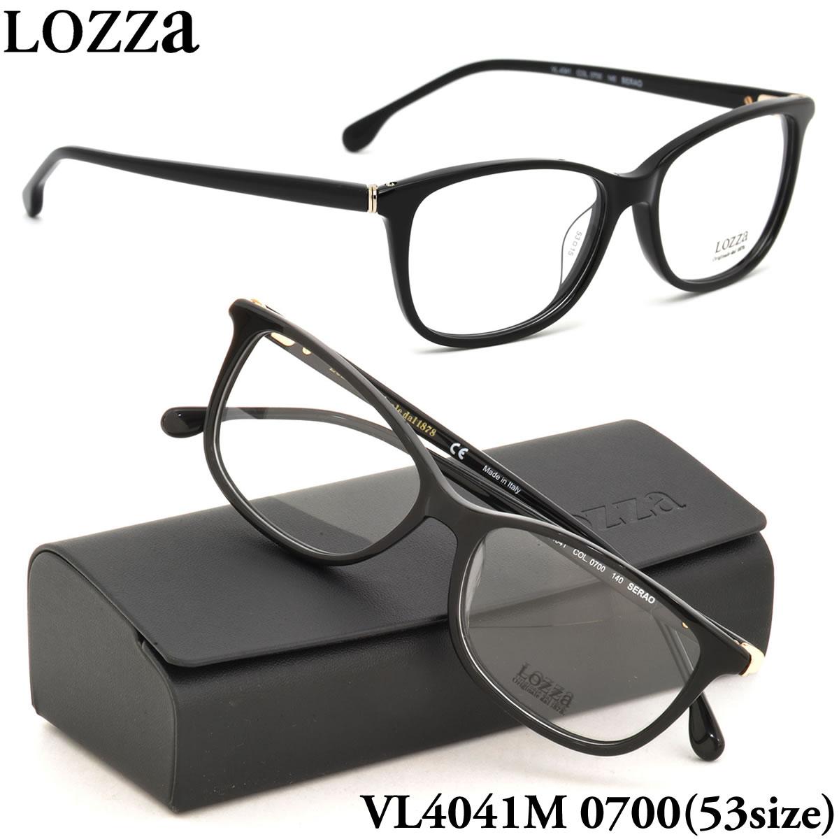 ロッツァ 眼鏡 メガネ フレーム VL4041M 0700 53サイズ SERAO ボストン メンズ レディース