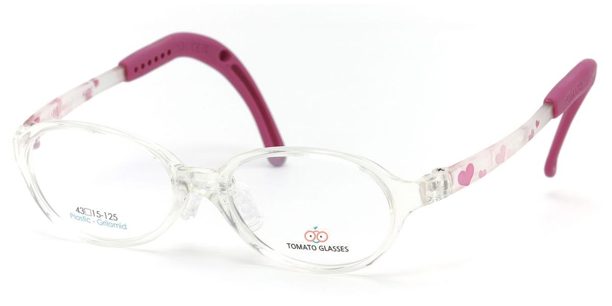 b69c5f711c (Tomato glasshouse) kids eyeglasses eyewear frames TKAC 11 45 size fashion  fashionable soft cute recommended safe Safe Kids A lightweight  five-8-year-old ...