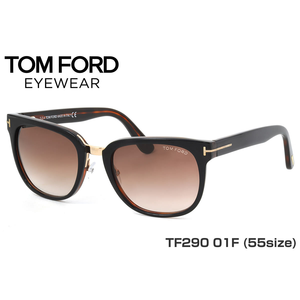 Tom Ford FT0290 01F 55 mm/20 mm MaKm6bc