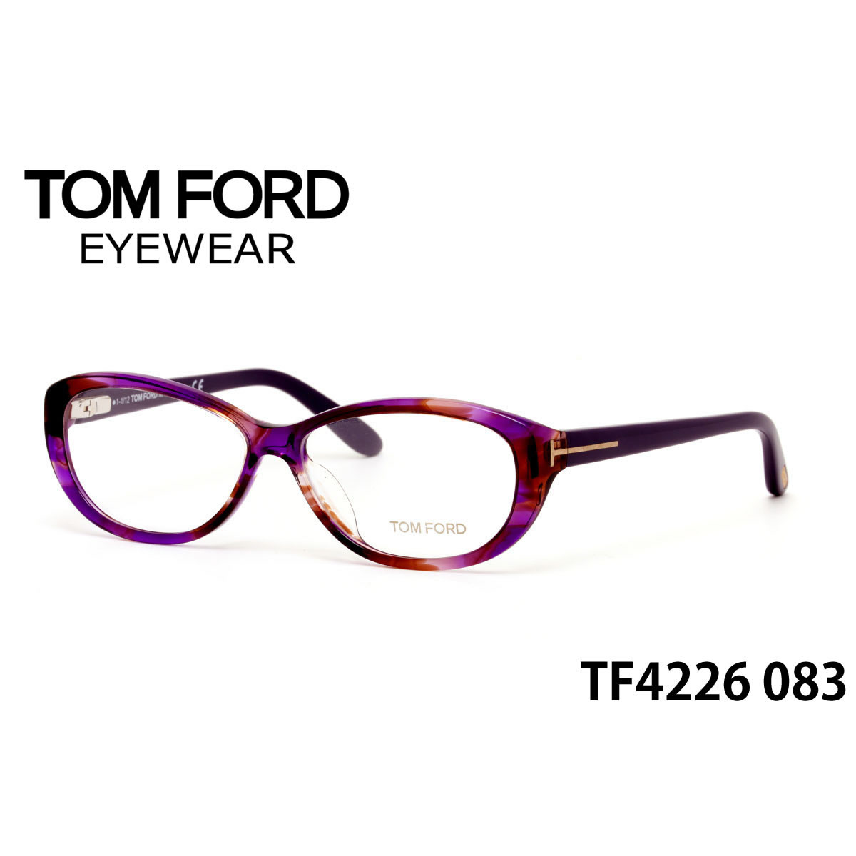 トムフォード TOM FORD メガネ TF4226 083 56サイズ TOMFORD FT4226 メンズ レディース