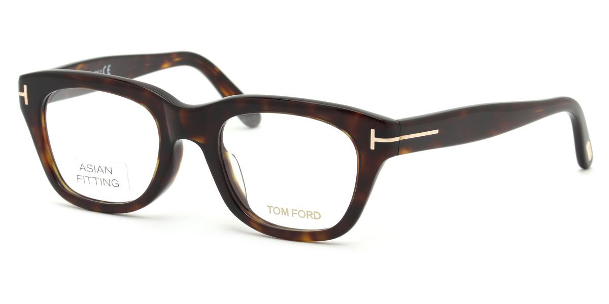 (TOM FORD) 眼镜 TF5178F052 51 大小限量版惠灵顿亚洲适合 TOMFORD 福特 FT5178-F/S 男人女人