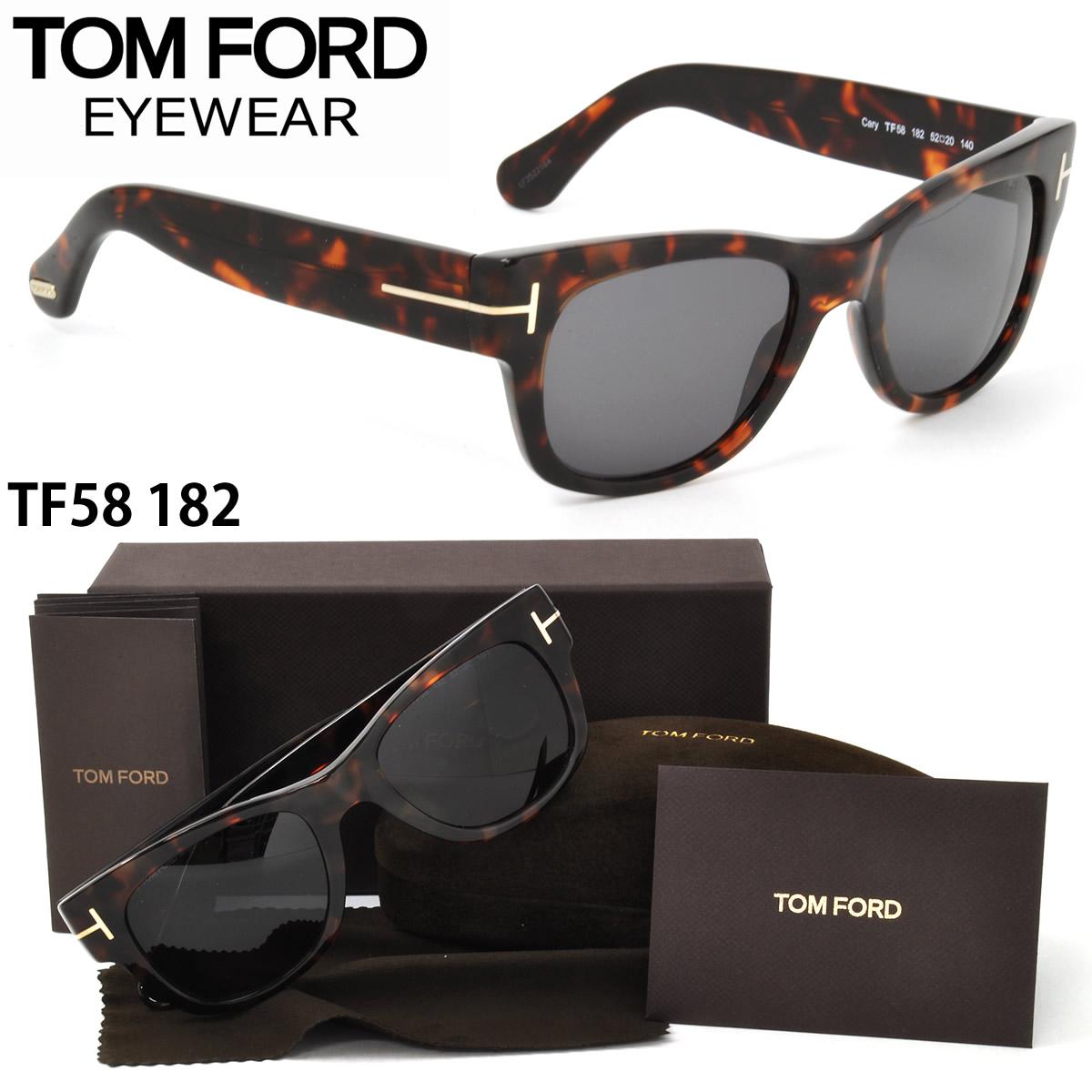 (TOM FORD)太陽眼鏡TF0058 182 52尺寸TOMFORD飛翔距離CARY FT0058格子封條1個服務人分歧D 7d71618cfe70