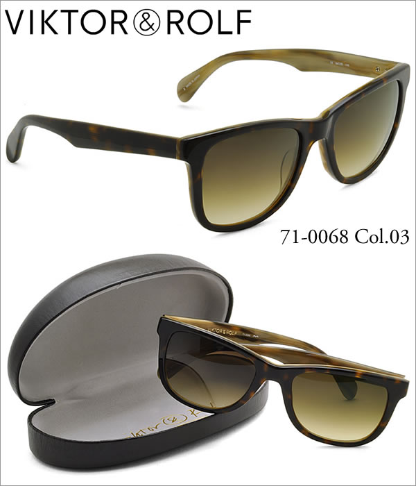 VIKTOR&ROLF太阳眼镜71-0068 03