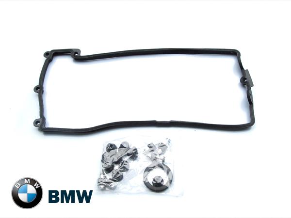 BMW E53 X5 4.4i 4.8is?N6 シリンダーヘッドカバーガスケット 左 11127513195 タペットカバー パッキン 新品