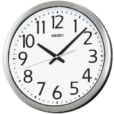 【SEIKO CLOCK】セイコー オフィスクロック 防湿防塵 掛時計 KH406S