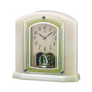 セイコークロック SEIKO CLOCK スタンダード 置時計 アナログ HW579M